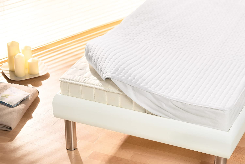 azul cama individual lavable transpirable 3 potencias display iluminado 75x130cm Beurer TS20 Calientacamas individual