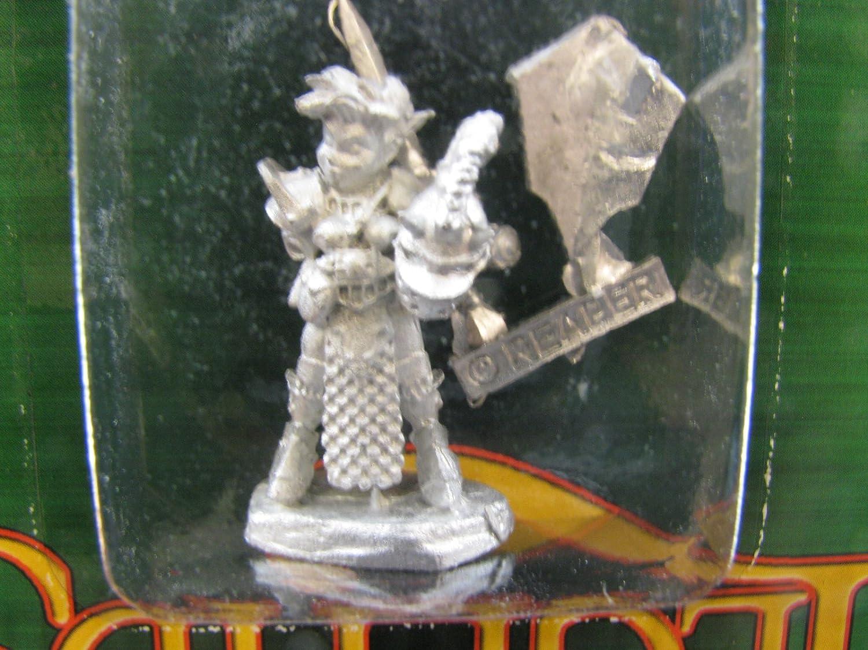 RPR03689 Blink Berenwicket Gnome Fighter Miniature Reaper