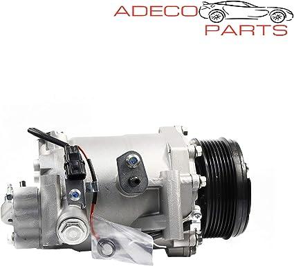 AdecoAutoParts/© A//C Air Condition Compressor Replacment for Honda CR-V 2007-2014 Acura ILX 2015 RDX 2007-2014 ACP12639 6512639 4920AC
