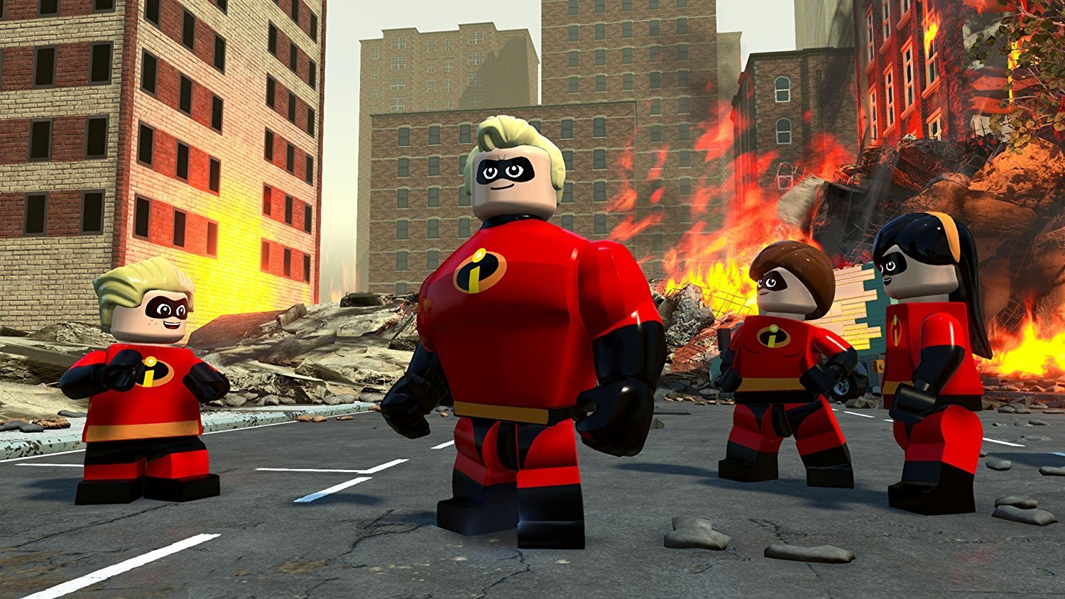 LEGO The Incredibles on Ninten...