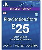 PLAYSTATION Network Card £25 (輸入版:UK版:プレイステーションネットワークカード 25ポンド)