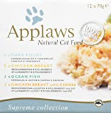 Applaws 100% Natural Wet Cat Food 70g Multipack Mixed12 x 70g Tins