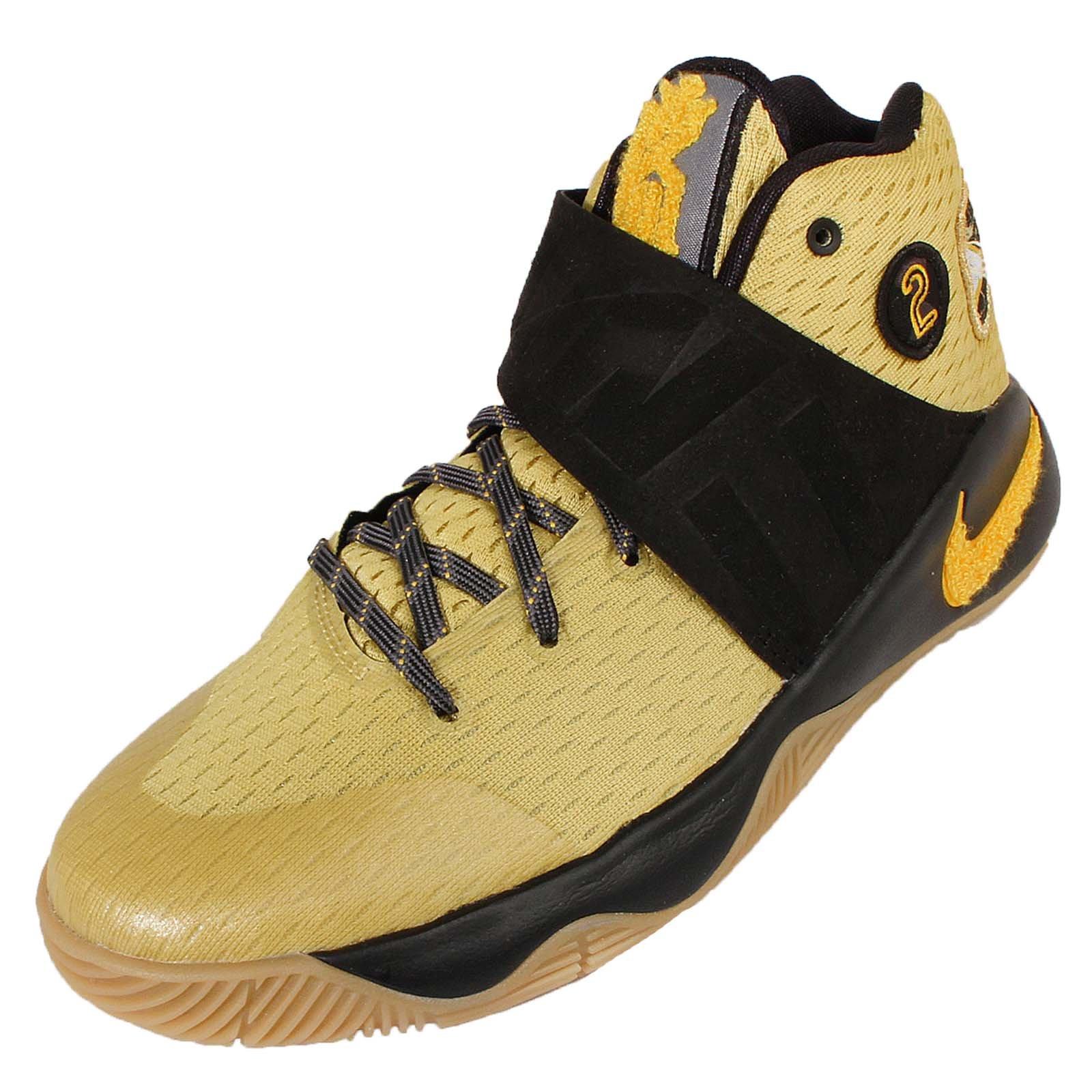 Nike Kids Kyrie 2 AS GS, ALL STAR-CELERY/VARSITY MAIZE-BLACK, Youth Size 6 by Nike (Image #2)