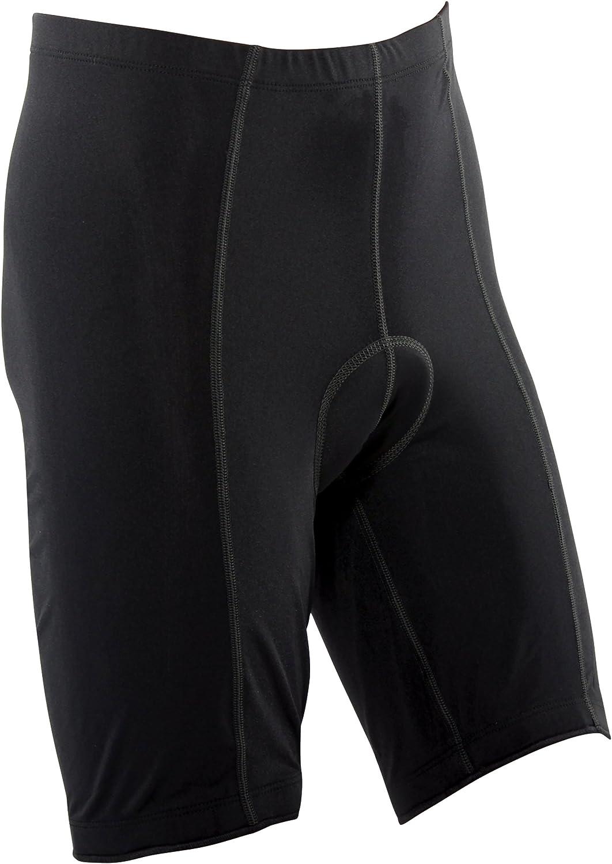 Body Glove Pro Comfort 6-Panel Cycling Short