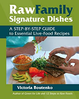 Fresh the ultimate live food cookbook sergei boutenko valya raw family signature dishes a step by step guide to essential live forumfinder Images