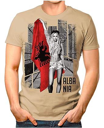 huge selection of 56f26 d0150 OM3® - Soccer-Girl-Ländershirt - Herren T-Shirt EM 2020 ...