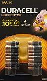 Duracell AA AAA 9V Alkaline Batteries (AAA 30Pack)