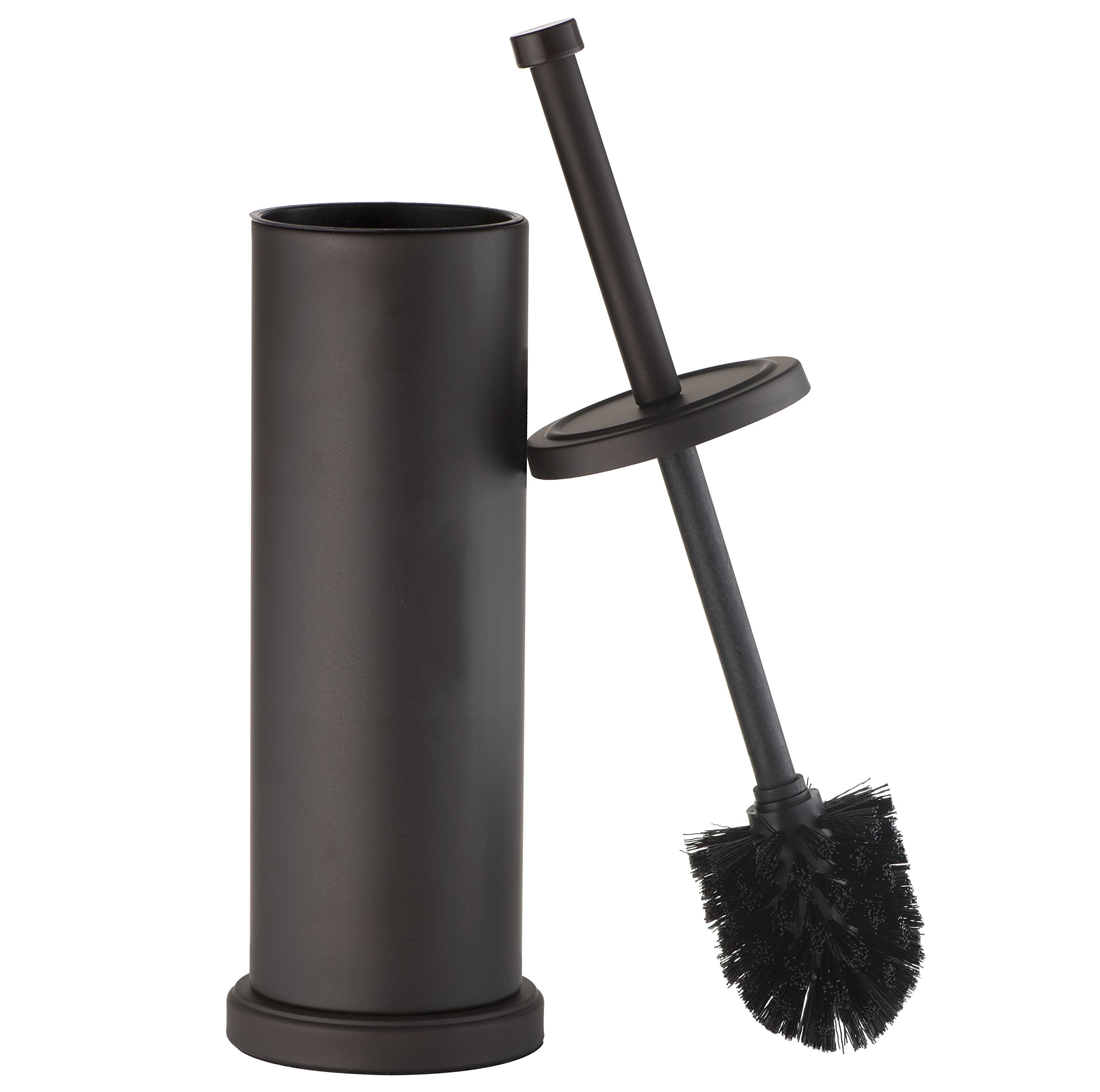 AMG and Enchante Accessories, Toilet Brush and Holder, TB113A ORB, Oil Rubbed Bronze