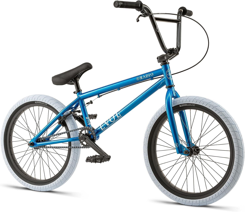Radio Bikes EVOL Bicicleta BMX, Azul, 20,3