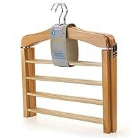 Hangerworld Premium 4-Tier Trouser Bar Hanger