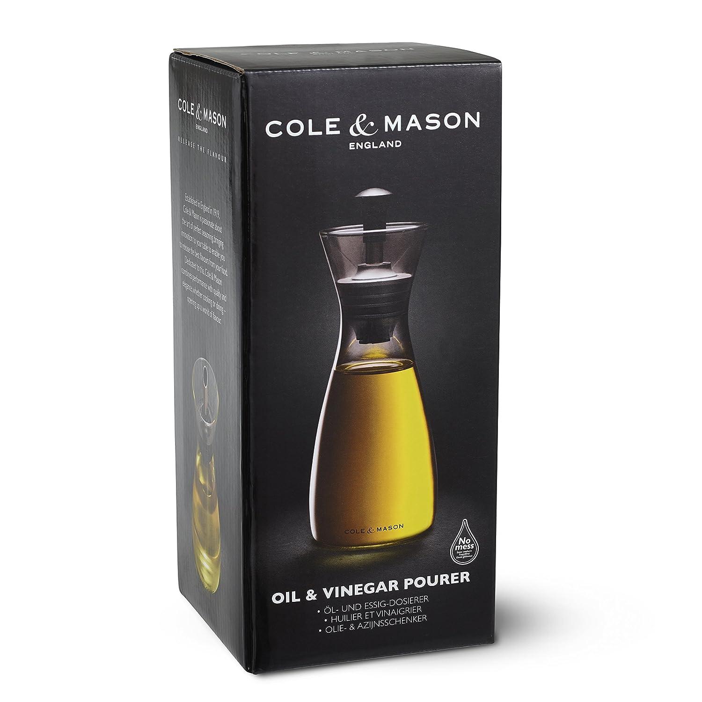 und Essig Ausgießer COLE /& MASON H103019 Öl