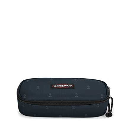 Eastpak Oval Single Estuches, 22 cm, Azul (Mini Cactus)