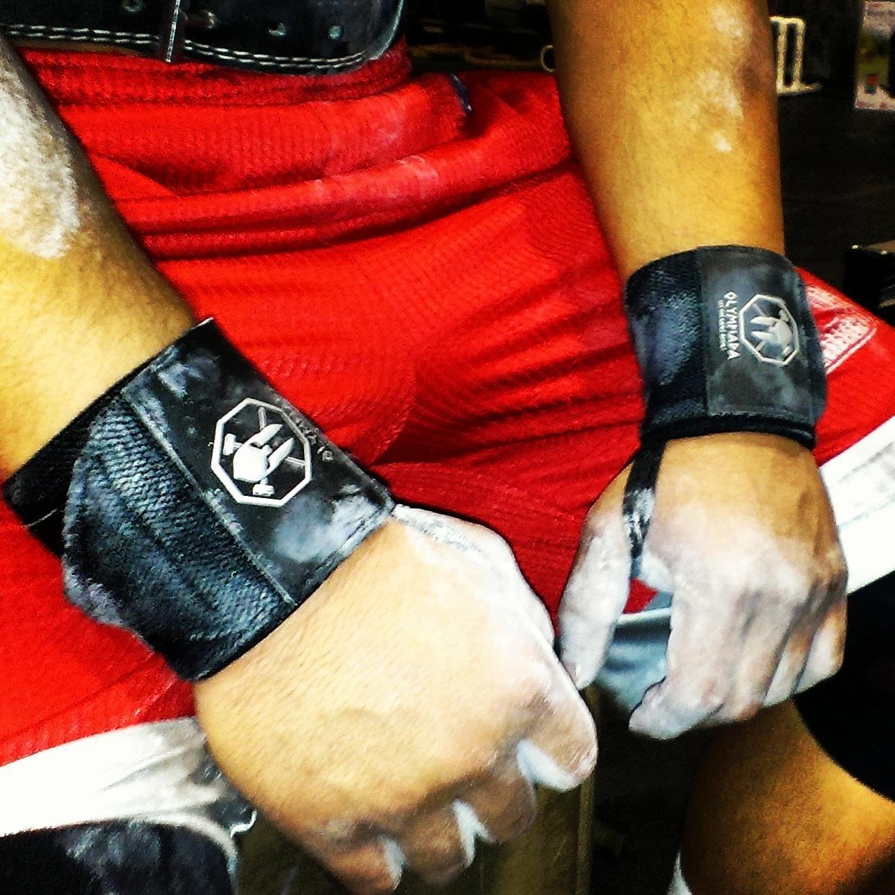 Olympiada Wrist Wraps