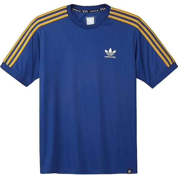 adidas Clima Club JERS - Camiseta, Hombre, Azul(Reauni/AMATAC)