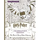 Harry Potter Colouring Book Celebratory Edition: The Best of Harry Potter colouring