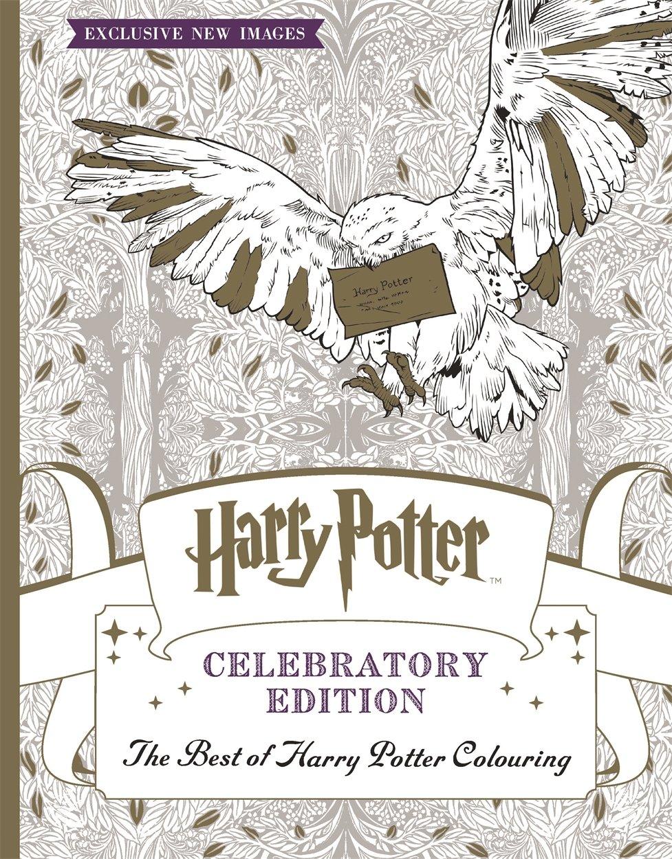 - Harry Potter Colouring Book Celebratory Edition: Amazon.de