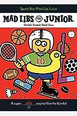 Sports Star Mad Libs Junior Paperback