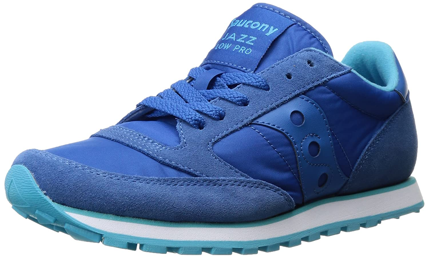Saucony Originals Women's Jazz Low Pro Sneaker B01GJGL9J4 6 B(M) US|Blue