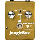 Janglebox The Byrds 50th Anniversary Gold Jangle Box Compressor Pedal