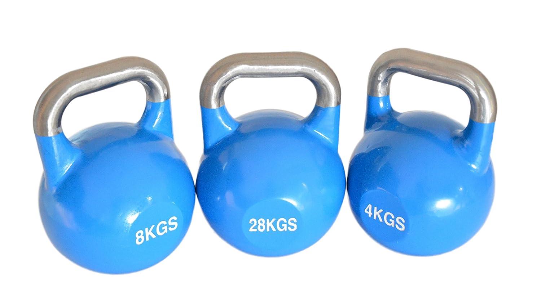 Competition Kettle Bells von 4kg bis 36kg alle Zwischengrößen