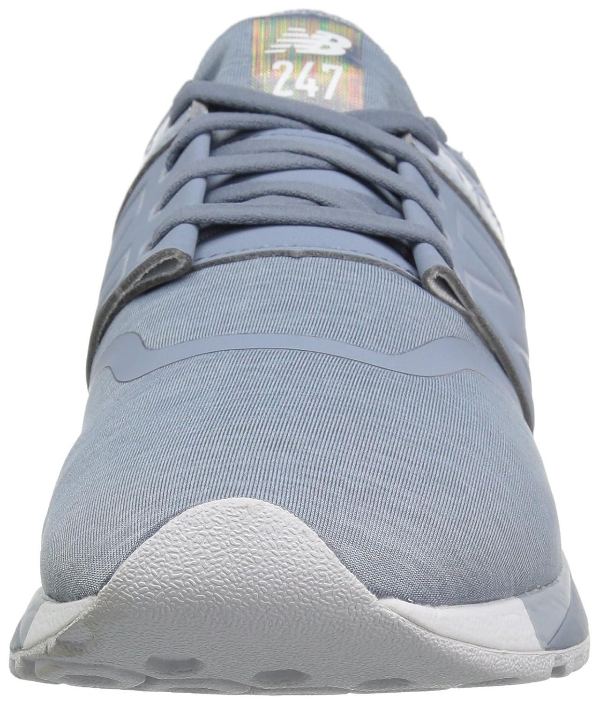 New Balance Women's 247v1 Sneaker B0751Q8TK1 8.5 B(M) US|Reflection/Blue Fog