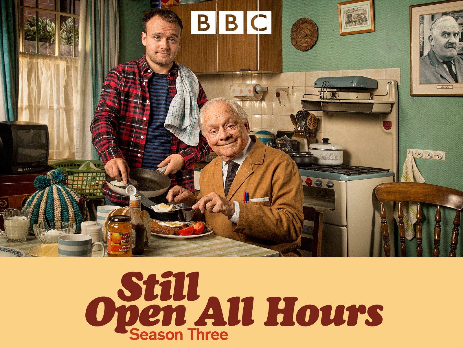Amazoncom Still Open All Hours Season 3 Brigit Forsyth David