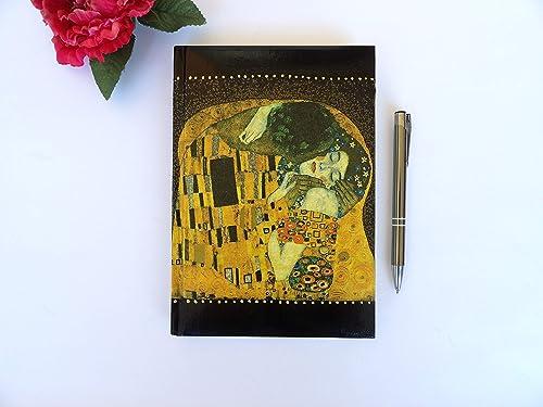 Agenda 2020 Gustav Klimt El Beso A5 Dìa Página, Planificador ...