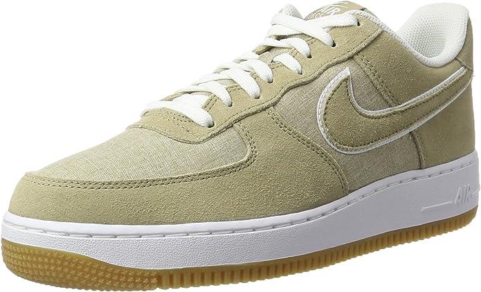 Basketball Sneakers Khaki White