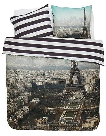 Covers Co Bettwäsche Paris Multi 135 X 200 Cm Amazonde