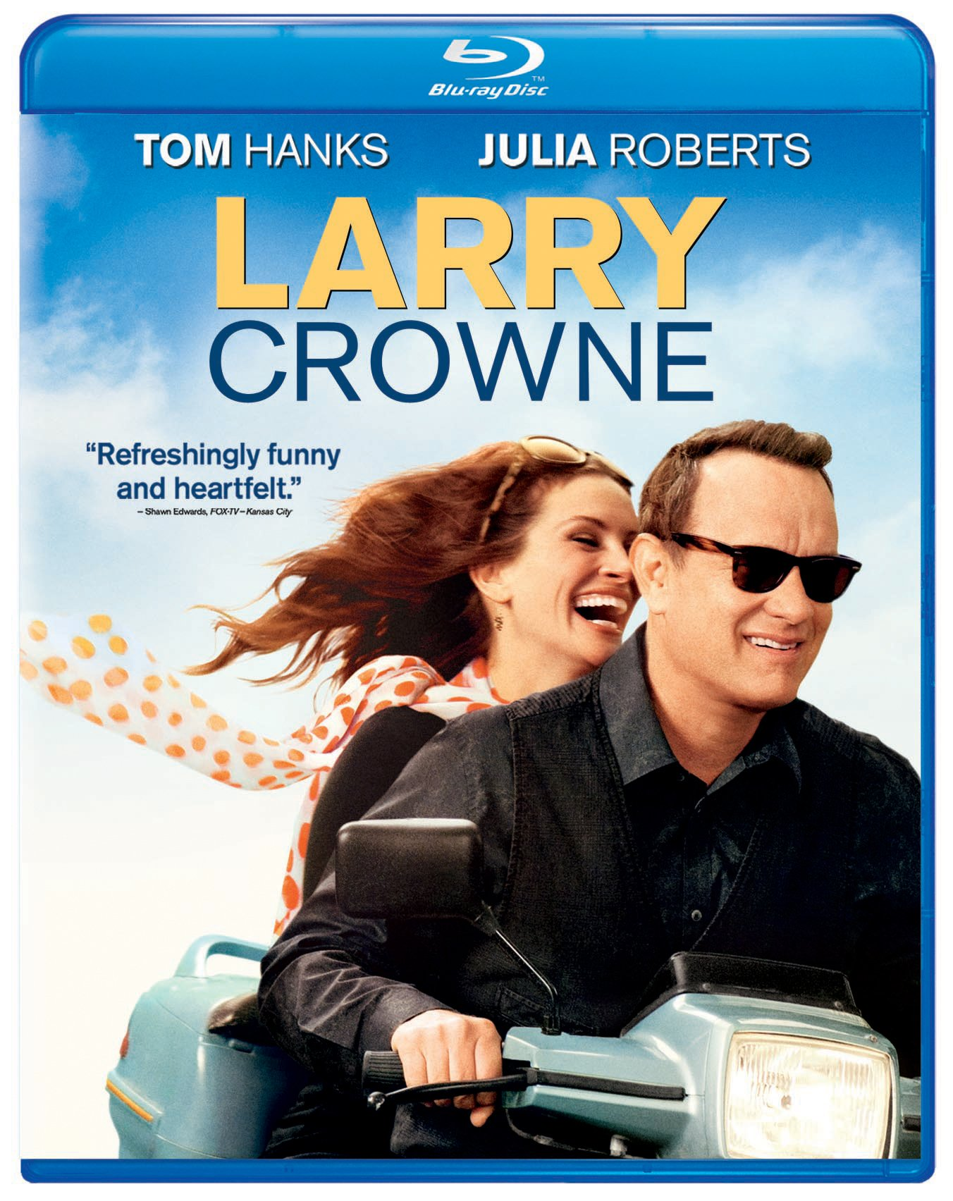 Blu-ray : Larry Crowne (Digital Theater System, AC-3, Digital Video Services, , Slipsleeve Packaging)