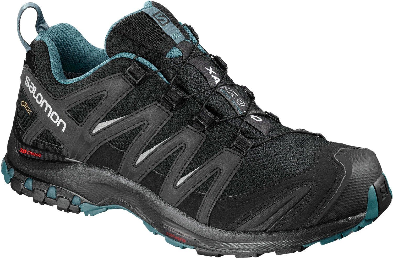 Salomon XA Pro 3D GTX Nocturne Zapatillas de Trail Running 48 EU|Negro