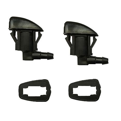 Tormenta de coche parabrisas arandela boquilla Wiper Spray Kit Universal Fit For Toyota Corolla cmary para