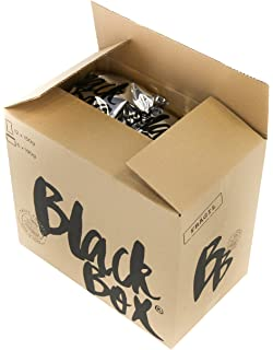 Pack Tortilla Chips y salsas variadas. Black Box.