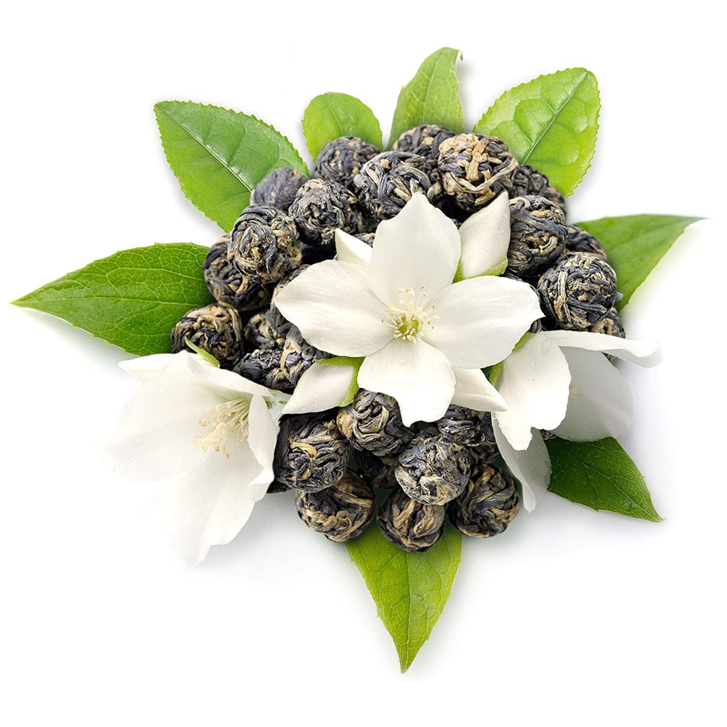 Amazon Jasmine Dragon Pearls Green Tea Premium Flavor