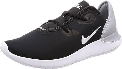 Nike Mens HAKATA Black White Wolf Grey Size 14