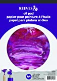 REEVES 8490665 Block Oelmalpapier A4 15 Seiten