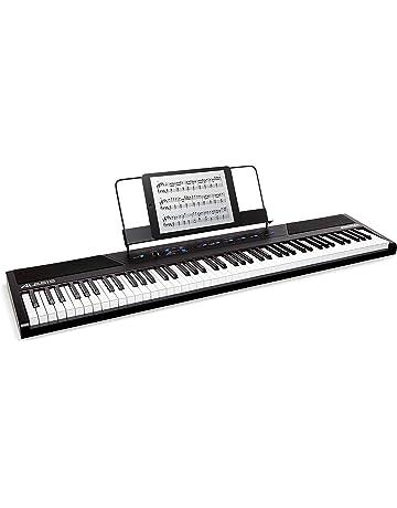 Digital Pianos: Amazon.co.uk on shaker home design, triangle home design, storm proof home design, classical home design, 80s home design,