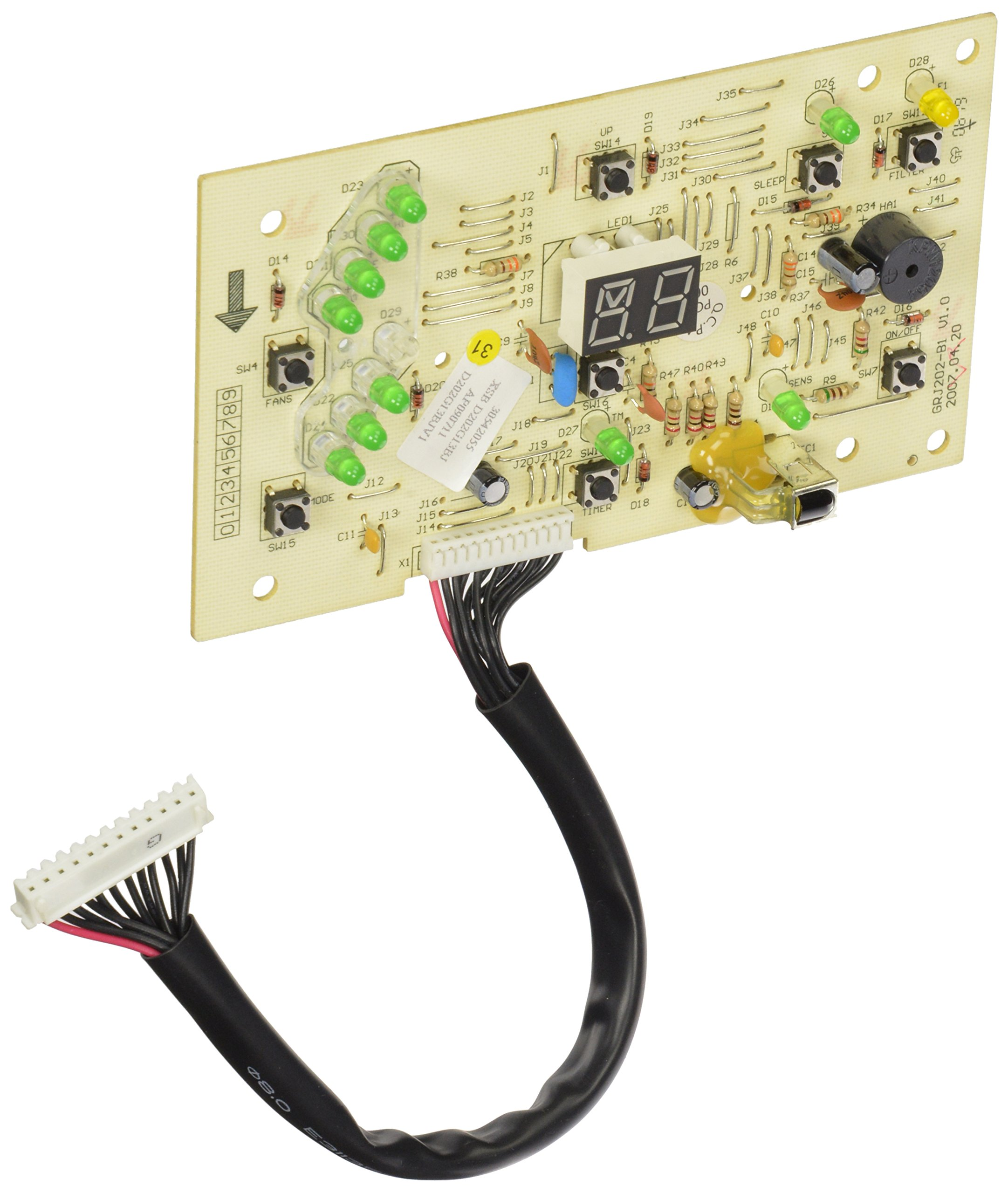 Frigidaire 5304467094 Air Conditioner Main Control Board by Frigidaire