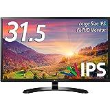 LG モニター ディスプレイ 32MP58HQ-P 31.5インチ/フルHD/IPS ハーフグレア/HDMI端子付/ブルーライト低減機能