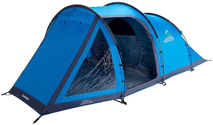 Vango Venture 350 3 Person Tunnel Tent, River