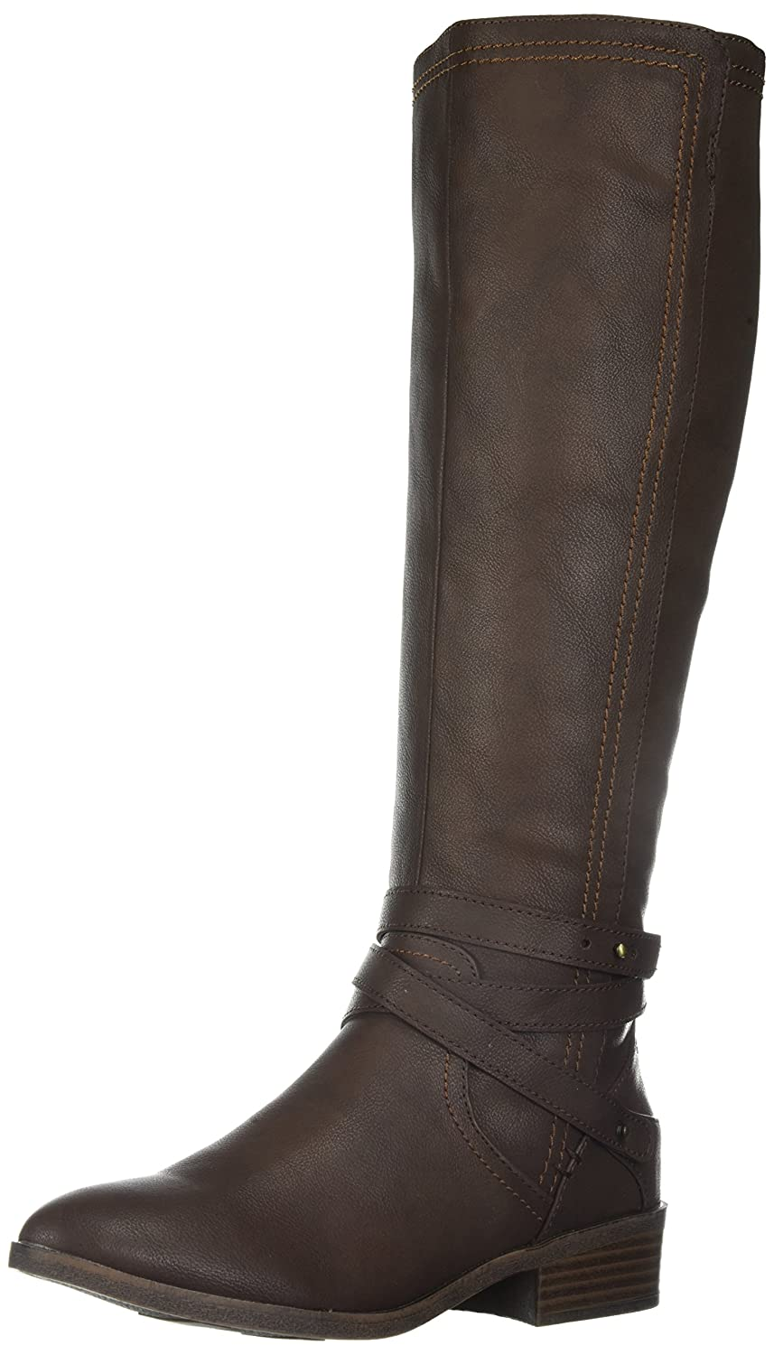 Fergalicious Women's Lennin Riding Boot B071VBXJQ6 8.5 B(M) US|Brown