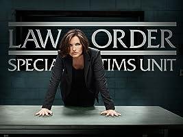 Law & Order: Special Victims Unit Season 16 [OV]
