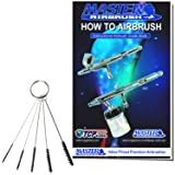 Master Airbrush Brand 5 Piece Mini Cleaning Brush