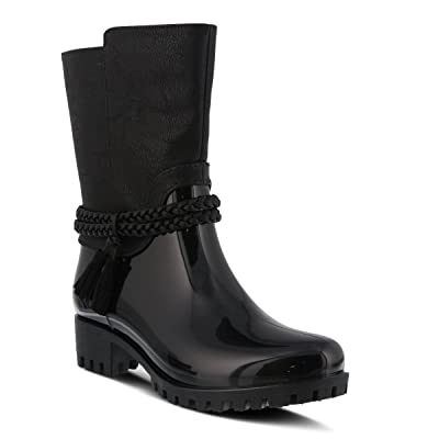 Spring Step Women's Glover Rain Boot   Shoes