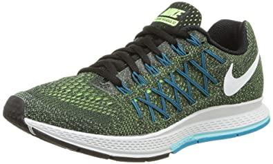 sports shoes 72fee 030ff Nike Air Zoom Pegasus 32, Chaussures de Running Femme, Vert (Ghost Green