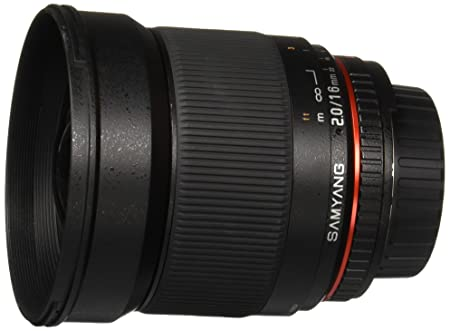 Review Samyang SY16MAF-N 16mm f/2.0