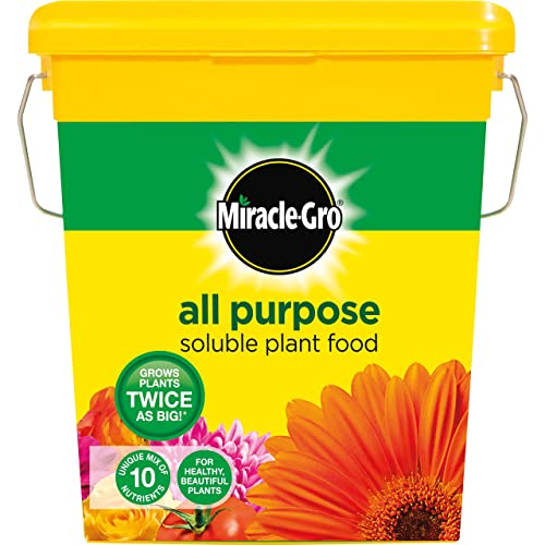 Evergreen Garden Care Ltd Miracle-Gro All Purpose Soluble Plant Food Tub, 2 kg