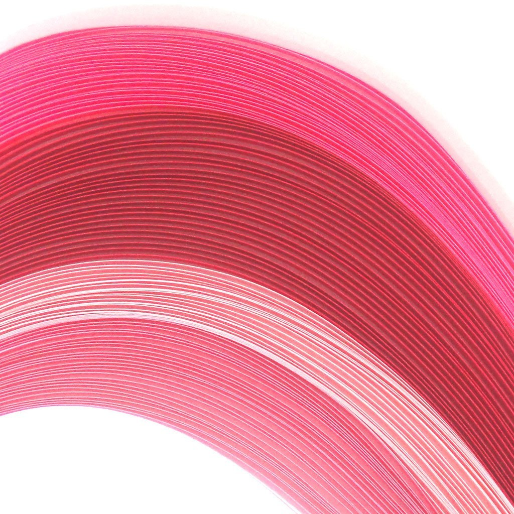 Tones of Pink - 5 mm - 100 Quilling Strips by Quill On (Image #2)