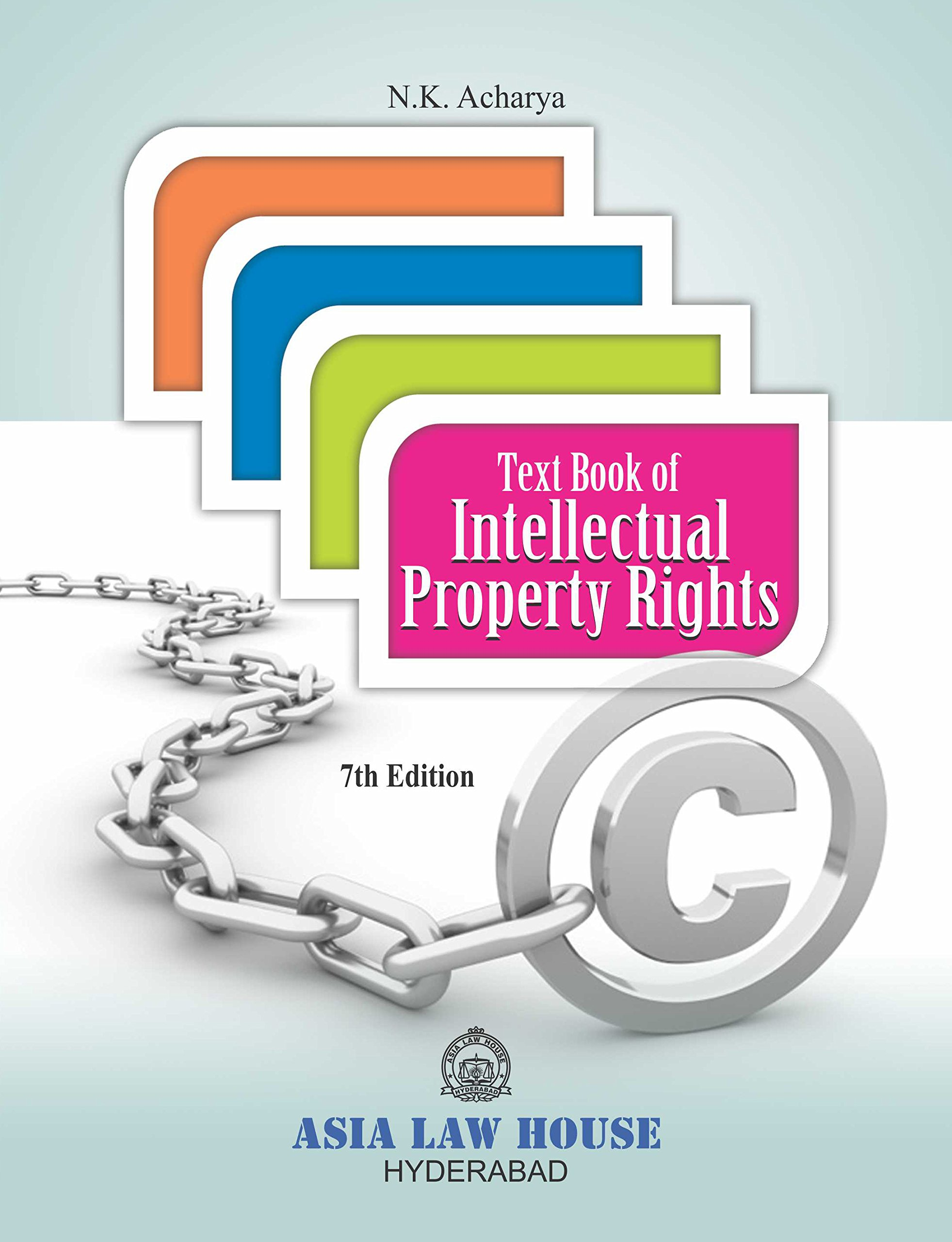 Read Online Text book on Intellectual Property Rights PDF