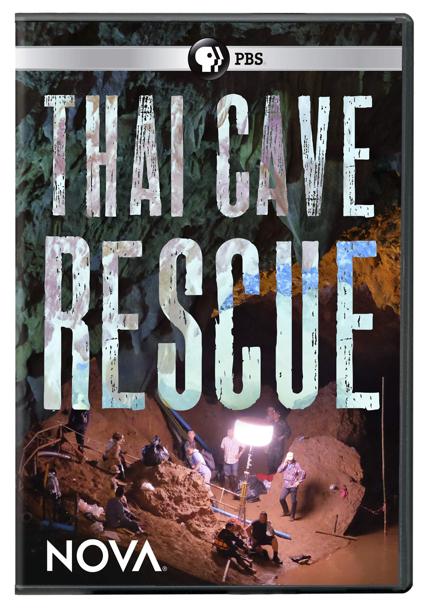 DVD : Nova: Thai Cave Rescue (DVD)